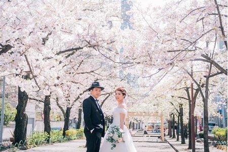 日本旅拍-東京拍婚紗(指定攝影師方案)