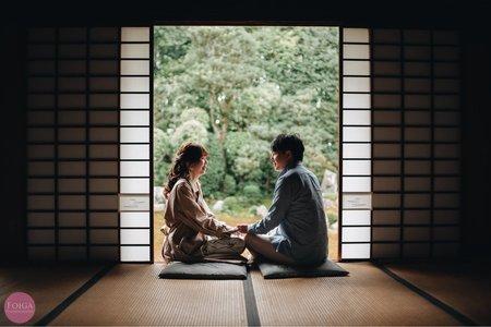 日本旅拍-京都拍婚紗(指定攝影師方案)
