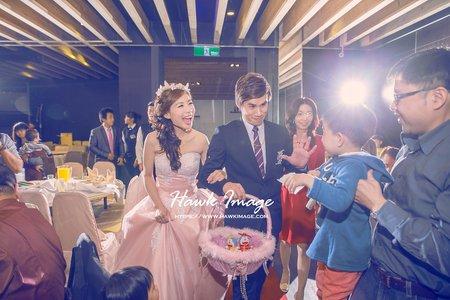 [婚攝浩克]婚禮攝影(指定攝影師方案)