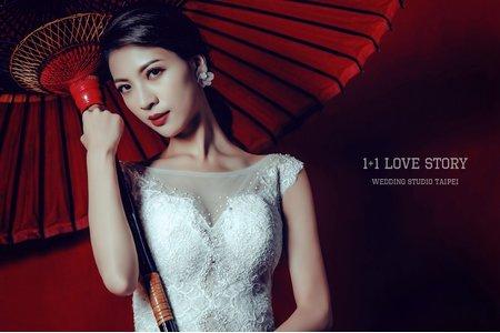 2021個人婚紗  | 特色風格 | 1+1手工婚紗