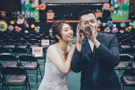 攝影風格展示|合作攝影師:婚攝小賀