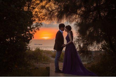台灣婚紗攝影|Mr.L&Mrs.Z|合作攝影師:婚攝Luke