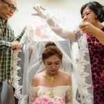Leo Color 婚紗影像,戰鬥力十足小閒哥神攝手