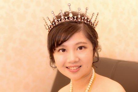 女王 風格  台中 彰化 鹿港新娘秘書