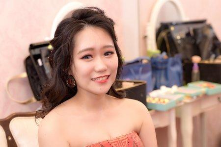 台北 新莊  新娘秘書