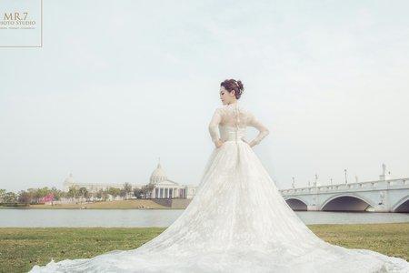 自助婚紗|台南|MR.7|奇美博物館