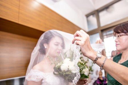 婚禮紀錄_高雄_福華飯店