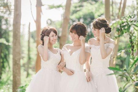 自助婚紗 - 閨蜜婚紗