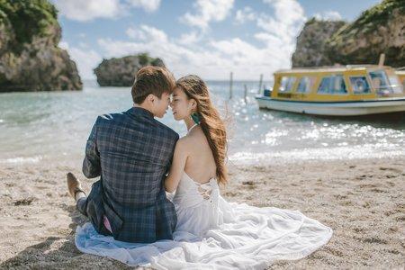 【海外婚紗】沖繩|島國|MR7