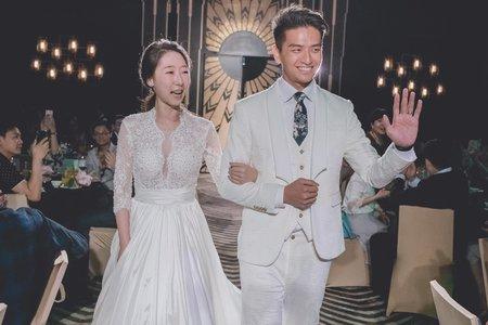 【婚禮紀錄】高雄婚攝|台鋁晶綺盛宴|MR7