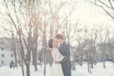 海外婚紗|2020北海道雪地|MR7