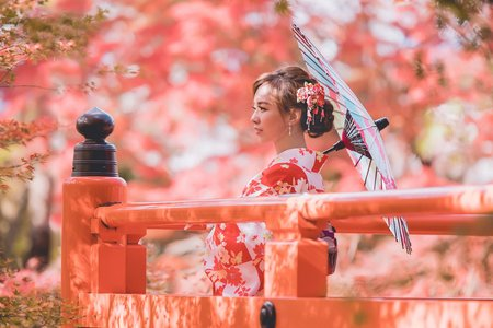 【海外婚紗】京都|楓葉|日本|海外婚紗|MR7