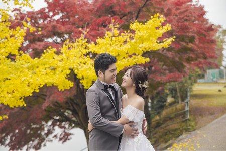 【海外婚紗】京都|楓葉季|日本|MR7