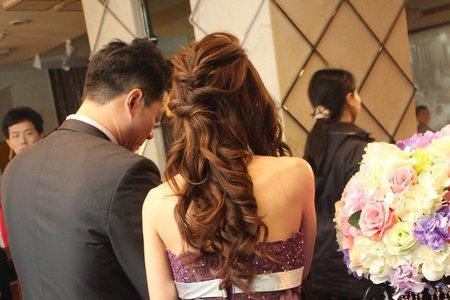 新娘婚宴造型合輯