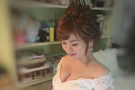 Bride芸溱Ting婷 make up
