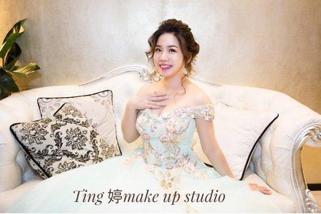 Bride王甜 Ting 婷 make up