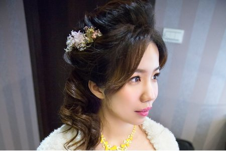 Bride(王甜 )Ting 婷 make up/桃園/台北/宜蘭新秘