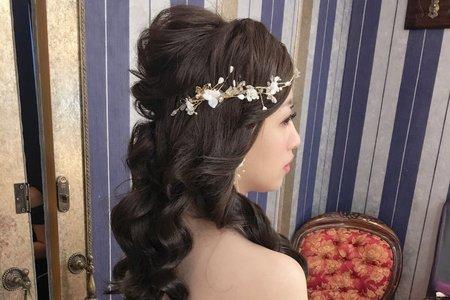 bride(凱晶 )Ting 婷 make up/新秘婷婷