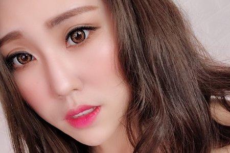 混血兒妝感/新秘婷婷/桃園/台北/宜蘭新秘