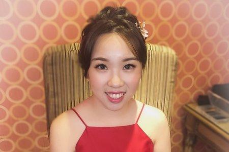 6/23婚禮現場/Ting 婷 make up