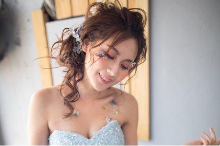 仙仙風格婚紗創作