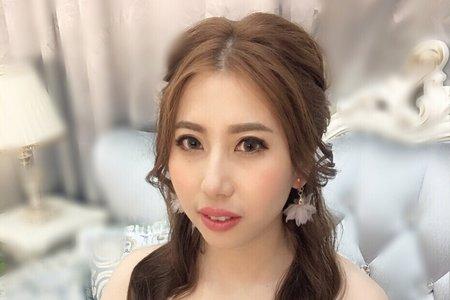 甜美公主/Ting 婷make up/噴槍彩妝