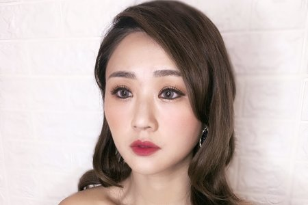 Ting婷 make up/噴槍彩妝/桃園新秘/宜蘭新秘/台北新秘