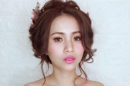 精選白紗仙女系/噴槍彩妝/Ting 婷 make up