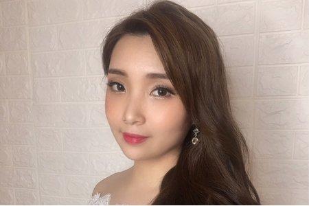 名媛風格造型/Ting婷 make up/台北新秘/宜蘭新秘/桃園新秘