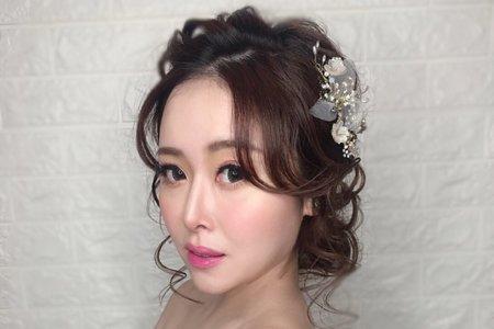 仙仙風格/Ting 婷 make up/桃園新秘/台北新秘/宜蘭新秘
