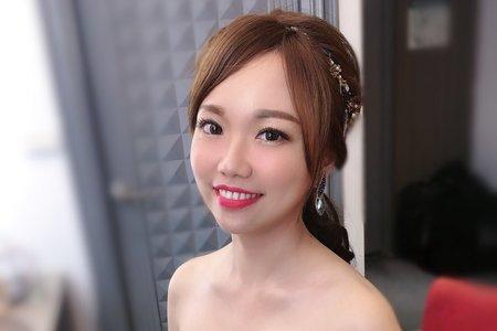 6/2婚宴作品/Ting 婷 make up