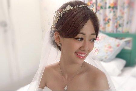 New-9/28婚宴作品/Ting婷make up
