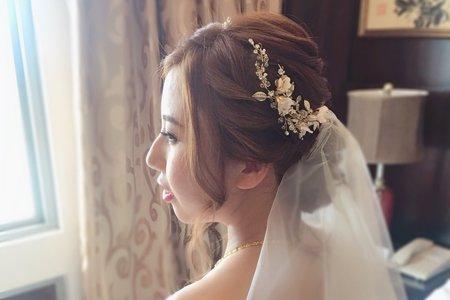 11/18新秘搶先看/Ting婷make up/噴槍彩妝/日系浪漫甜美