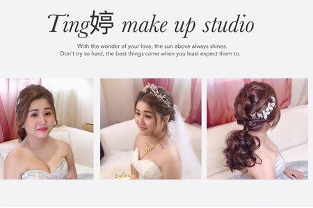 10/26婚宴作品/Ting 婷 make up