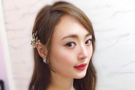 NEW~11/23婚宴作品/Ting 婷 make up