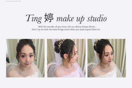 11/30婚宴作品/Ting 婷 make up