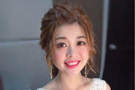 仙氣類白紗/Ting婷make up