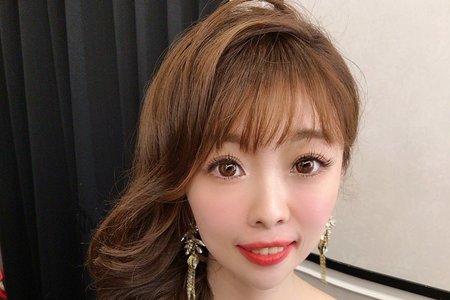 NEW~12/7婚宴作品Ting 婷 make up