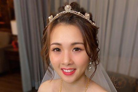 New~1/18婚宴作品/Ting婷 make up