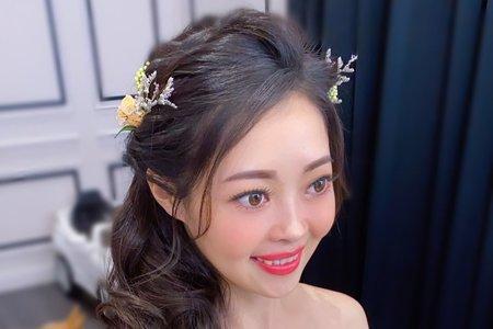 NEW~1/12婚宴作品/Ting 婷make up