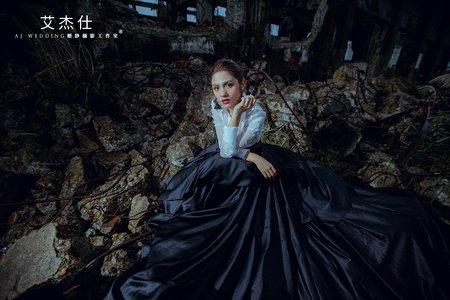 [美式輕婚紗]-阿根納造船廠