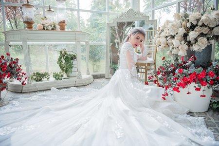 美式時尚婚紗x莊園