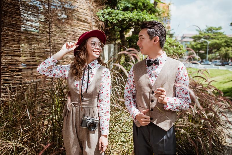 YS+ 風格婚紗