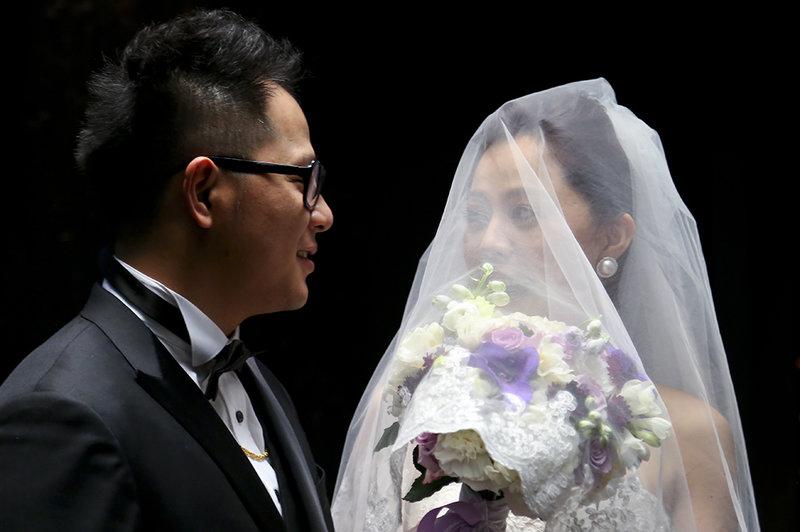 婚禮紀實-平面攝影(優質婚攝 親切專業)作品