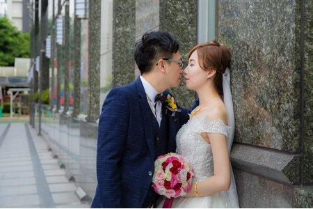 【台中婚攝】永豐棧酒店 定結午宴