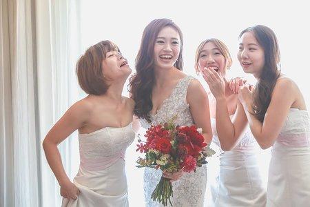 【新竹婚攝】芙洛麗會館 證婚晚宴