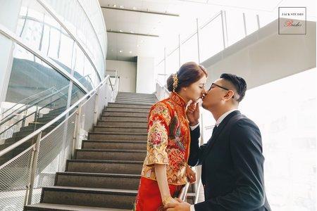 [台北婚攝] │ 華漾大飯店 文定午宴 婚禮攝影