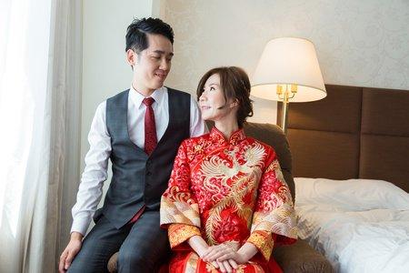 [台北婚攝]│福華飯店 訂結午宴 婚禮攝影