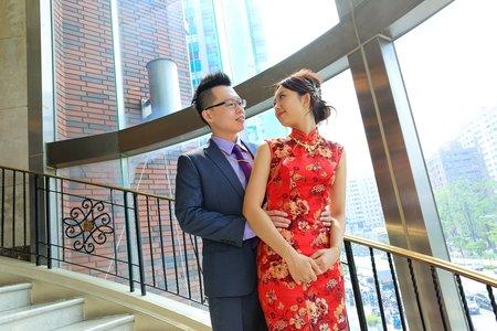 [高雄婚攝]│大八飯店 文訂午宴 婚禮攝影