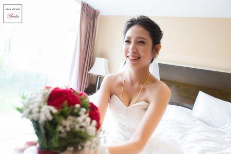 [桃園婚攝] 幸福鹿時尚美食館 | 迎娶午宴 | 婚禮紀錄